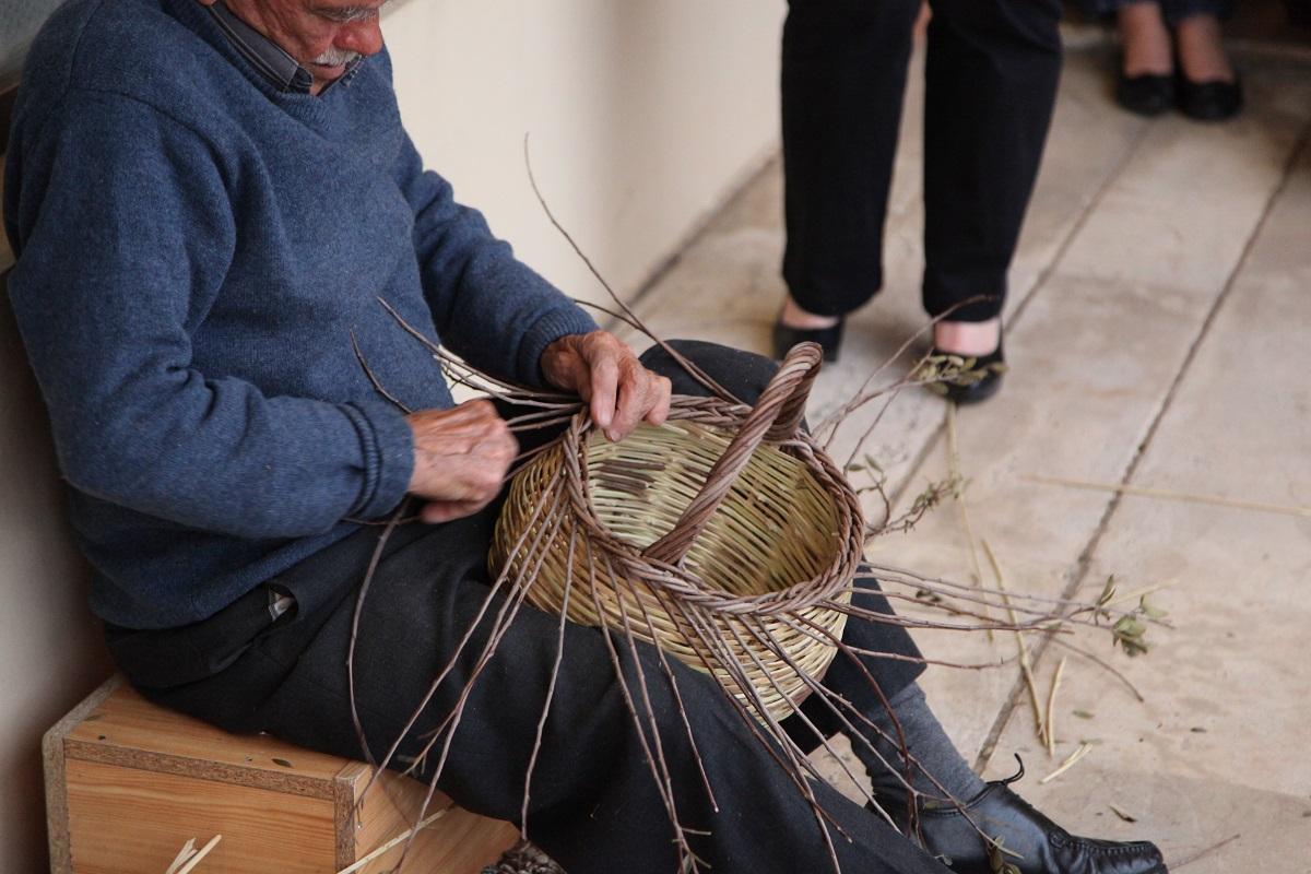 Experiential Workshop: Basketry
