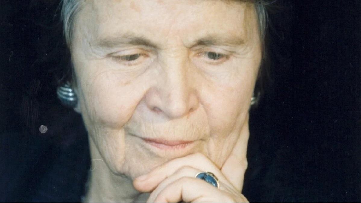 Helene Glykatzi Ahrweiler's Visit