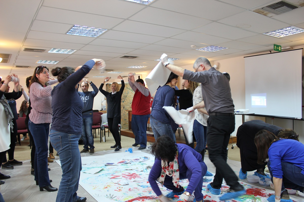 """Workshop: """"Museum-School Relations. Training that empowers and motivates"""""""