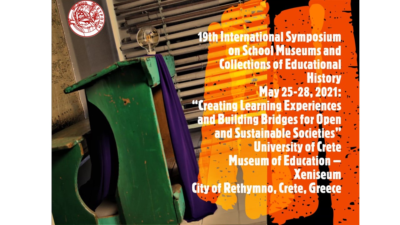 The 19th International Symposium on School Museums and Collections of Educational History